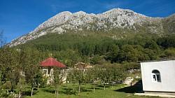 Праздник в монастыре Преподобного Сергия Радонежского на горе Румия