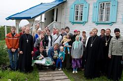 Новые чудеса преподобного Сергия. Как будто кто-то за руку повел