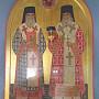 Икона святителей Нектария Эгинского и Луки Симферопольского (Войно-Ясенецкого)
