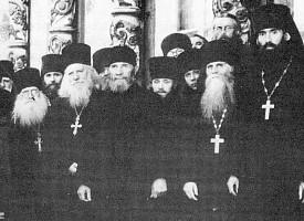 Троицкий синодик. Иеромонах Питирим (Полухин, † 1960)