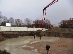 Начато строительство Сергиевского храма в Калининграде