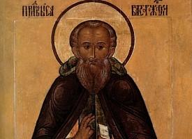 История мощей преподобного Саввы Сторожевского