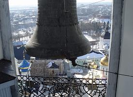 Бронзовый голос России: крестный путь лаврских звонарей