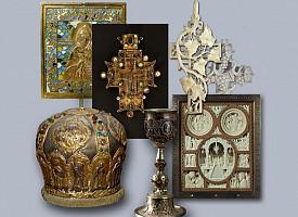 История изучения коллекций лаврской ризницы