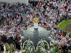 Троице-Сергиева Лавра – символ единства Руси