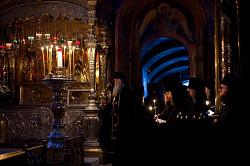 Монашеский постриг в Троице-Сергиевой Лавре