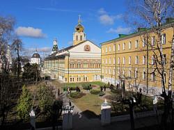 В Троице-Сергиевой Лавре состоялось третье пленарное заседание Синодальной богослужебной комиссии