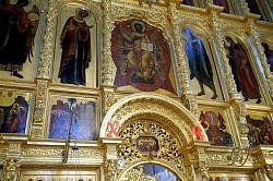 Память воинов Великой Отечественной войны почтили в Свято-Троицкой Сергиевой Лавре