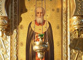Преподобный Сергий Радонежский как русский патриот