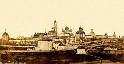 В Троице-Сергиевой Лавре состоится лекция на тему: «Начальная история Сергиева Посада: Троицкие слободы»