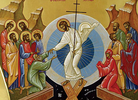 Слово в день отдания праздника Пасхи. Архимандрит Кирилл (Павлов)