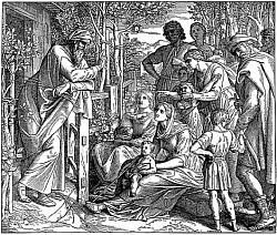 Троицкие листки № 360. Уроки мудрости (из книги Иисуса, сына Сирахова)