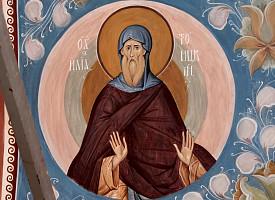 Троицкий патерик. Преподобный Илия-келарь, ученик преподобного Сергия