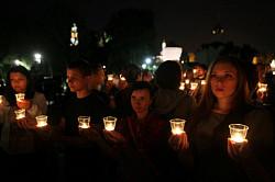 Ко дню начала Великой Отечественной войны в Сергиевом Посаде прошла акция «Свеча памяти»