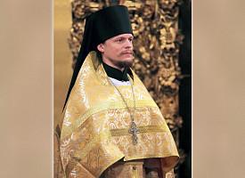 Иеромонах Гурий (Гусев),  насельник Свято-Троицкой Сергиевой Лавры