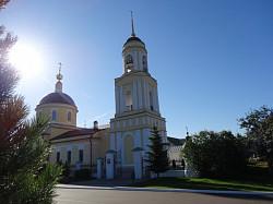 Престольный праздник в честь преподобного Сергия Радонежского встретят на подворьях Троице-Сергиевой Лавры