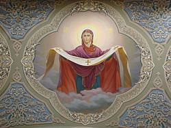 Проповедь насельника Троице-Сергиевой Лавры иеромонаха Моисея (Дроздова) в день праздника Покрова Пресвятой Богородицы