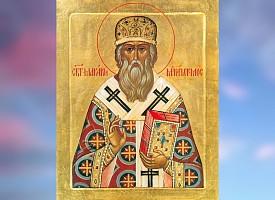 Память святителя Макария, митрополита Московского и всея Руси