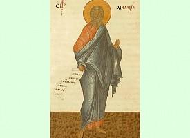 День памяти пророка Малахии