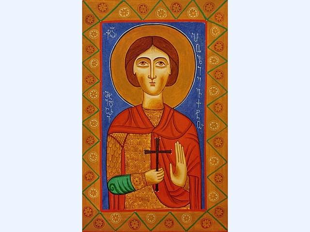 Празднование мученику Полиевкту