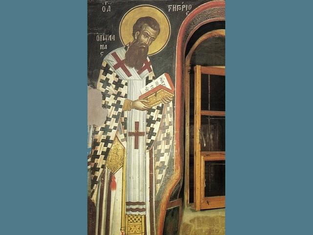 Святитель Григорий Палама – наставник спасения