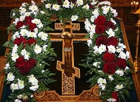 Неделя 3-я Великого поста, Крестопоклонная