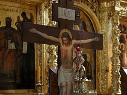 Чтение Великого канона в Троице-Сергиевой Лавре