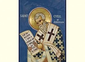 День памяти святителя Кирилла, архиепископа Иерусалимского
