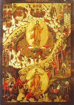 Слово митрополита Филарета (Дроздова) в день Святой Пасхи