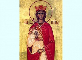 Память великомученицы Ирины - престольный праздник Троице-Сергиевой Лавры