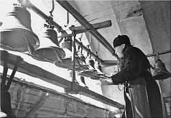 19 мая - день Ангела легендарного лаврского звонаря игумена Михея (Тимофеева, † 2009)