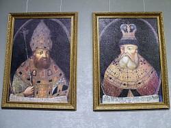 В музейном комплексе «Конный двор» открылась выставка «Иван Грозный и Алексей Тишайший: диалог двух государей»