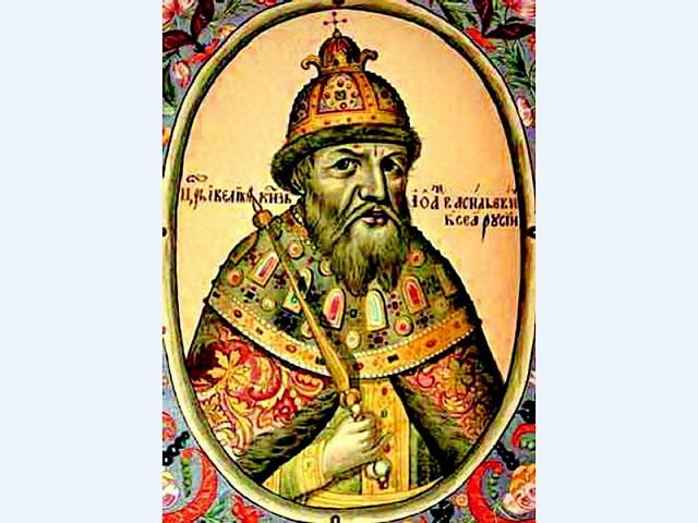 К 467-летию посещения царем Иоанном IV Грозным Троице-Сергиева монастыря перед выступлением на Казань в 1552 г.