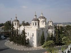 Паломническая служба Управления Московской Патриархии по зарубежным учреждениям организует в 2017 году четыре паломнические поездки на Святую Землю