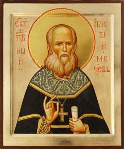 Память праведного Алексия Московского (Мечева)