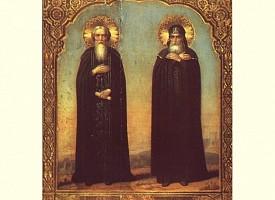 Память преподобных Саввы и Александра Спасских, Московских, учеников преподобного Сергия Радонежского