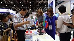 Троице-Сергиева Лавра на международной туристической выставке в Пекине предложила китайцам туры по «Золотому кольцу»