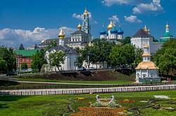 ЦППК приглашает туристов в Сергиев Посад на выходные дни июля