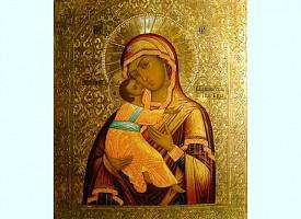 Проповедь в день праздника в честь Владимирской иконы Богородицы. Архимандрит Илия (Рейзмир)