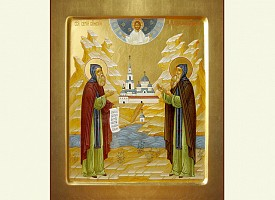 День памяти преподобных Сергия и Германа, Валаамских чудотворцев