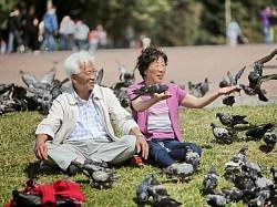 Призывающая благодать или зачем приезжают китайцы в Лавру