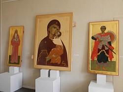 В музее-заповеднике «Конный двор» пройдет выставка-конкурс «Осенний салон 2017»