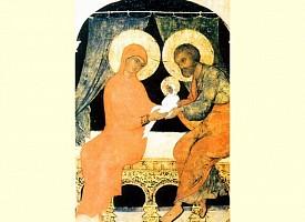 Память святых праведных Богоотец Иоакима и Анны