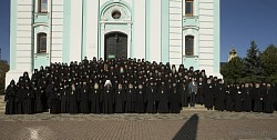 Участники конференции «Преемство монашеской традиции в современных монастырях» подвели итоги работы
