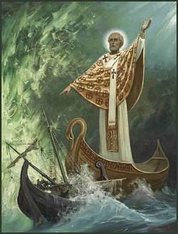 Святитель Николай и китайцы