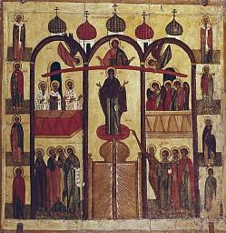 Проповедь насельника Троице-Сергиевой Лавры игумена Корнилия (Мороза) в день праздника Покрова Пресвятой Богородицы