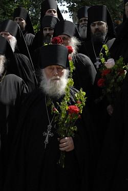 К 9-му дню преставления архимандрита Наума (Байбородина): «У него был дар воспитания монашествующих...»