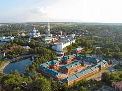 Сергиев Посад станет участником Союза городов «Золотого кольца»