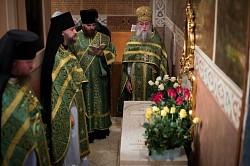 В Троице-Сергиевой Лавре молитвенно почтили память митрополита Московского и Коломенского Платона (Левшина)