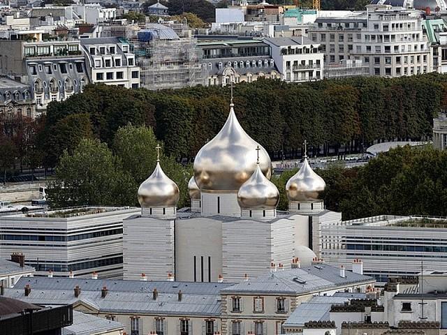Паломнический центр Троице-Сергиевой Лавры принял участие в конференции «Российско-французское паломничество к православным святыням» в Париже